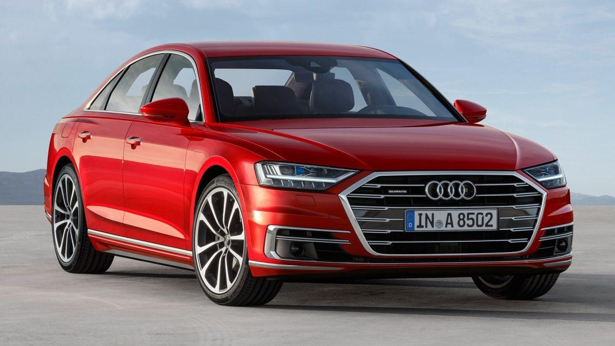 Audi A8 – Recensione Luigi Masciotta