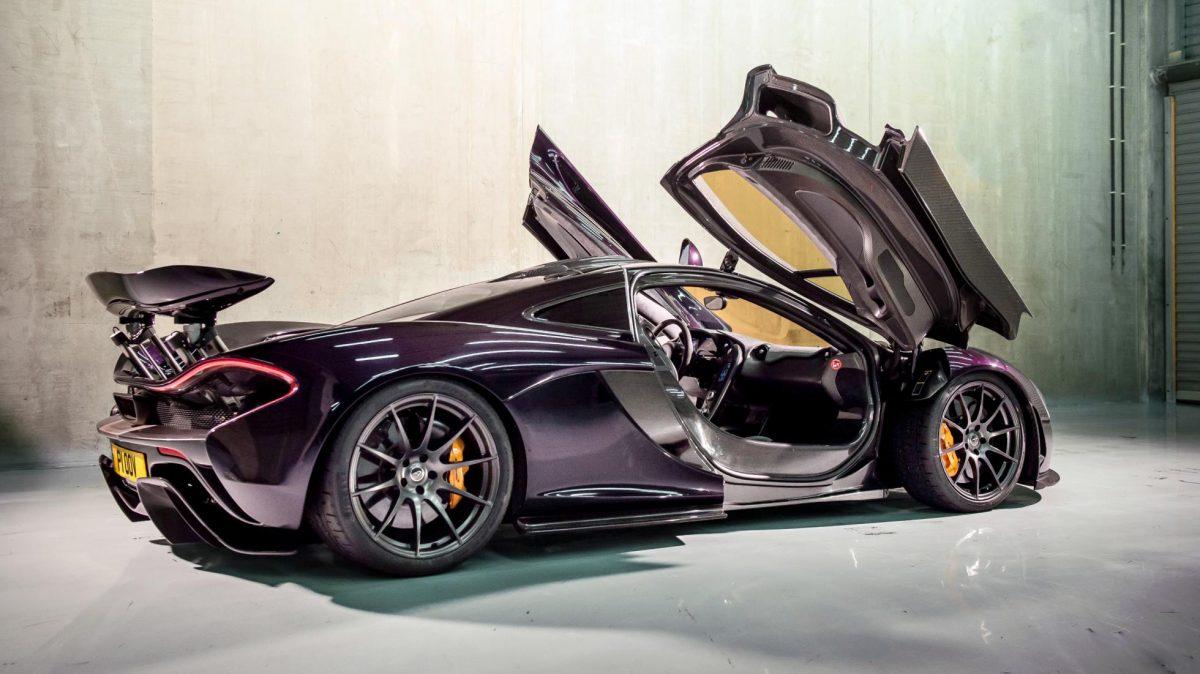 McLaren P1 – Recensione Luigi Masciotta